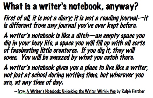 Love For Your Writers Notebook 56cclassroomblog