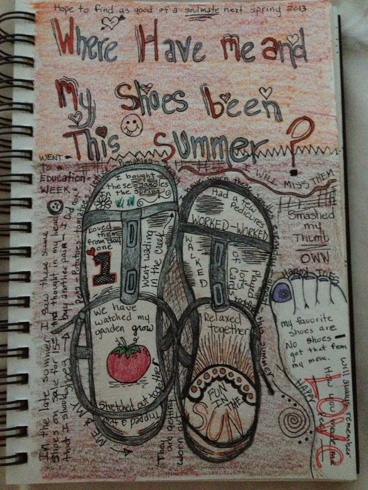 Love For Your Writer's Notebook